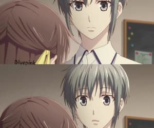 anime, fruits basket, and anime boy image