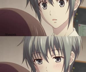 anime, fruits basket, and fruit basket image