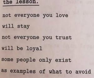 lesson, life, and live image