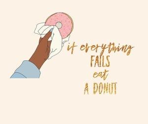 donut, fashion, and inspiration image