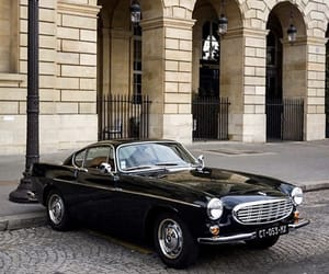 black, car, and classic image