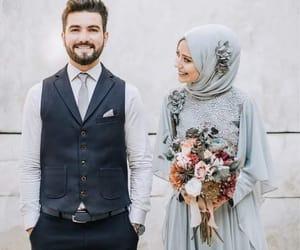 hijab, photography, and حُبْ image