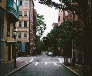 vintage, city, and indie image