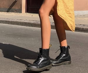 90s, dr martens, and shoes image