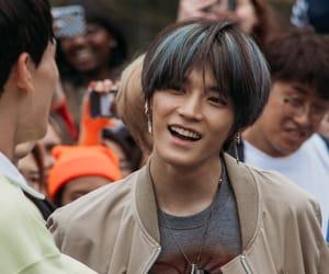 k-pop, nct, and taeyong image
