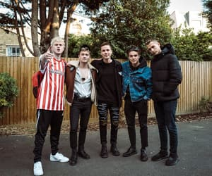 the vamps, british band, and james mcvey image