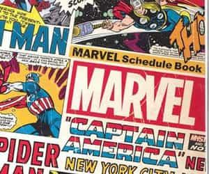 Avengers, Marvel, and comics image