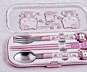 cat, chopsticks, and edit image