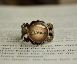 always, harry potter, and ring image