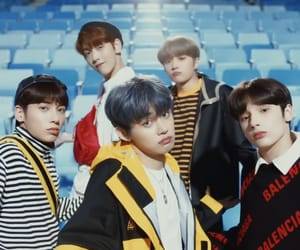 kpop, txt, and kai image