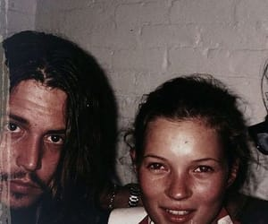 johnny depp, couple, and kate moss image
