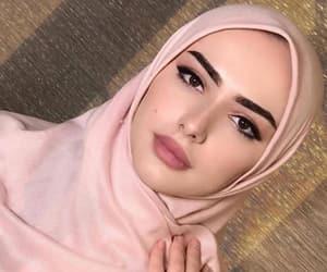 beautiful, beauty, and eyebrow image
