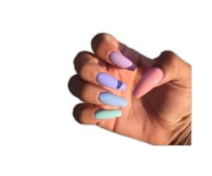 acrylics, nails, and png image