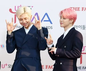 bts, rm, and minjoon image
