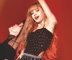 aesthetic, lisa, and blackpink image