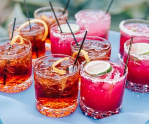 drink, cocktail, and FRUiTS image