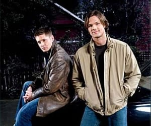 dean winchester, sam winchester, and jencen ackles image