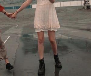 grunge and dress image