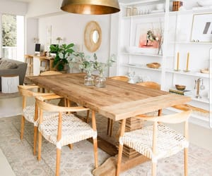dining room and home decor image