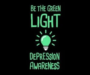 alone, sad, and awareness image