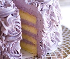 bake, lavender, and sweet image