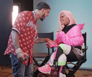 karol g and anuel aa image