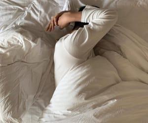 bed, boy, and sleep image