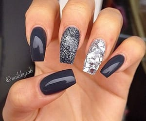 fashion, manicure, and hands image