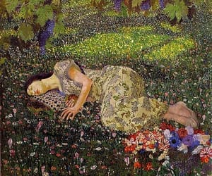 felice casorati, painting, and art image