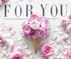 flowers, for you, and spring flowers image