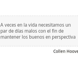 book, frases, and colleen hoover image