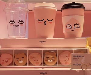 aesthetic, bear, and cafe image