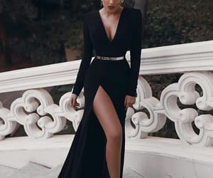 beautiful, black, and fancy image
