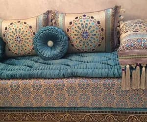 arabic, home, and living room image