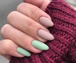 nails and long image