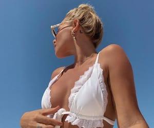 bikini, fit, and girl image