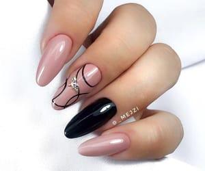 nails and belleza image