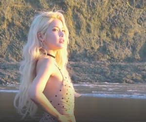 blonde, kpop, and leader image