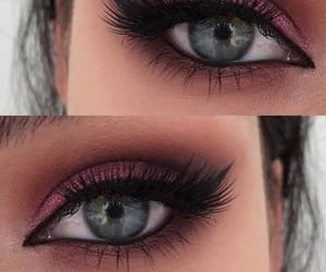 blue eyes, chicas, and eyes image