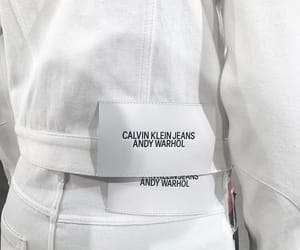 fashion, Calvin Klein, and white image