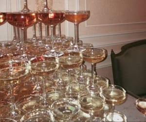 wine, party, and drink image
