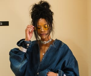 outfit and rihanna image
