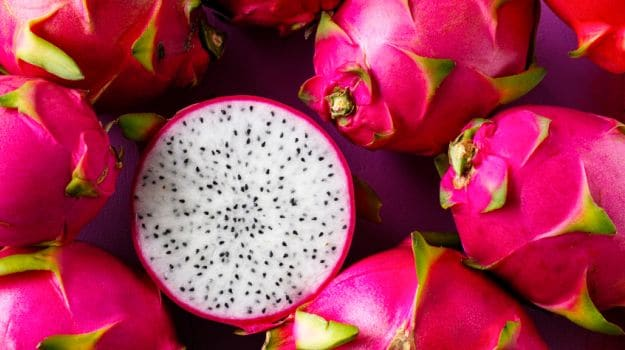 exotic, dragon fruit, and fitness image
