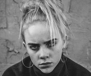 aesthetic, billie, and girl image