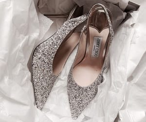 fashion, heels, and sparkle image