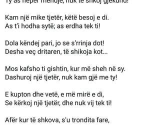 shqip, poezi, and tekst image