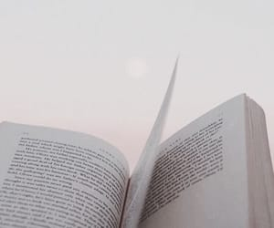 book, reading, and scenery image