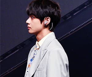 gif, tae, and bts image