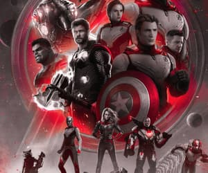 article, assemble, and Avengers image