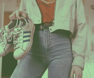 adidas, aesthetic, and outfits image